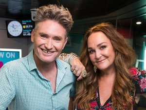 Radio reunion mooted for Hughesy and Kate