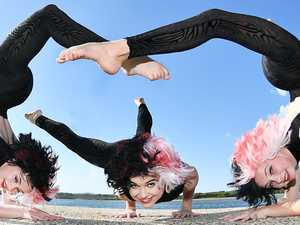 Coast circus act 'best in the world'