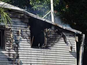 Family of seven loses everything in Sarina fire