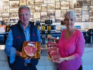 Maranoa farm families showcase their finest beef in town