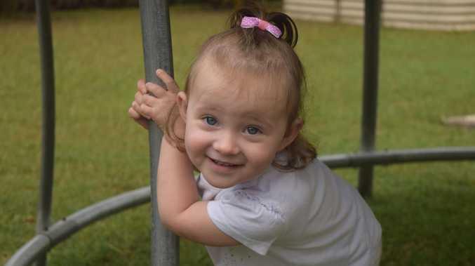 Meet Mackay's Miracle Baby for 2020
