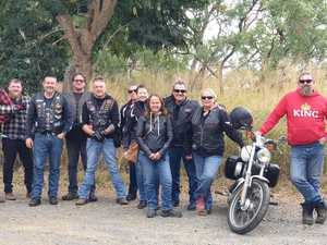 Community motorbike ride to feature out of town visitors