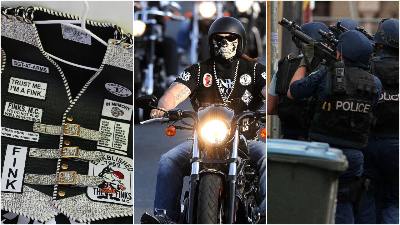 Bikie gangs are invading Brisbane.