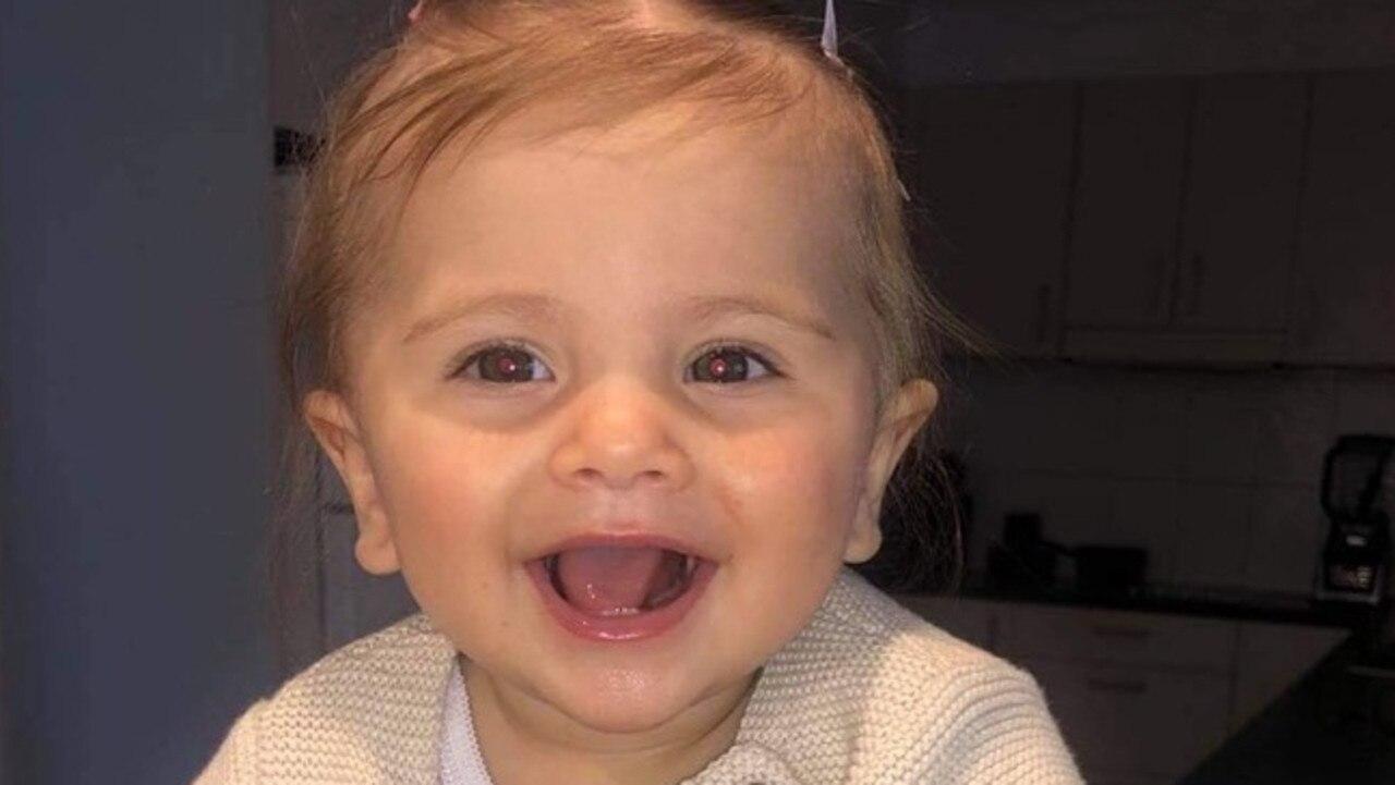 Isabella Charlotte Christensen was born on October 30 to proud parents Ranae Fisher and David Christensen.
