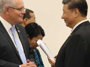 PM's surprising Xi Jinping admission