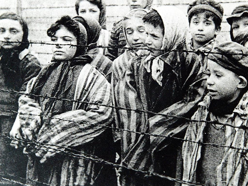 The liberation of camps such as Auschwitz revealed new horrors of the war to the world. Picture: Supplied