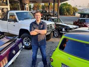 Election candidate pledges $15M for motorsports precinct