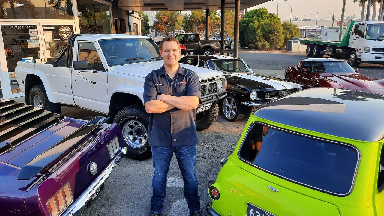 Katter's Australian Party candidate for Rockhampton Christian Shepherd has pledged $15M for the construction of the Rockhampton motorsports precinct.