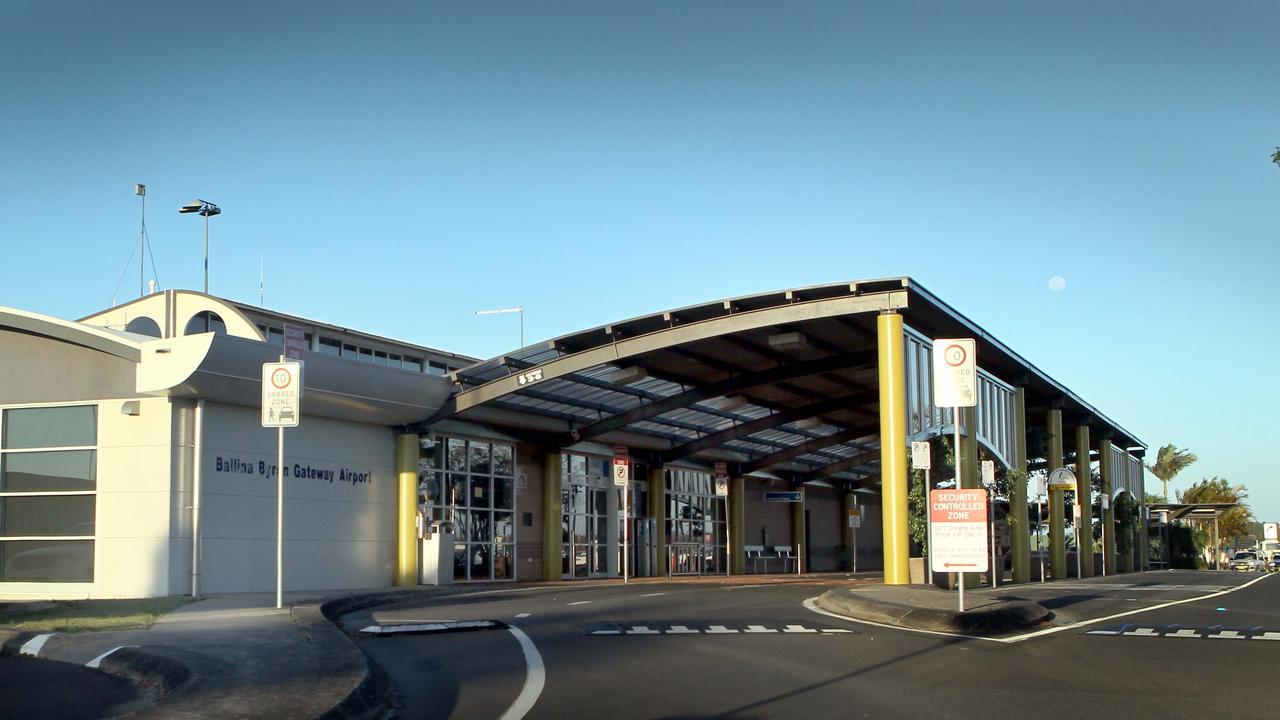 Ballina Byron Gateway Airport. Photo by Luke Marsden.