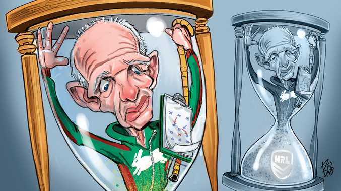'Father Time has got the better of Bennett'