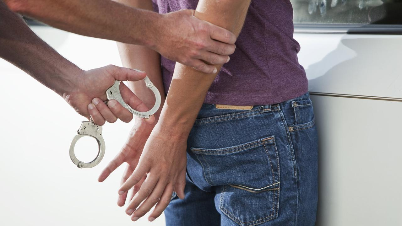 IN CUFFS: Why a small group of young repeat offenders is becoming one of Warwick police officers' biggest concerns. Picture: iStock