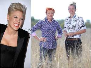 Pink's former bodyguard runs for One Nation