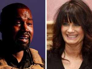 Kanye's bizarre presidential running mate