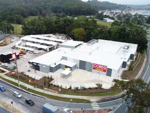 Opening date set for controversial Coles complex