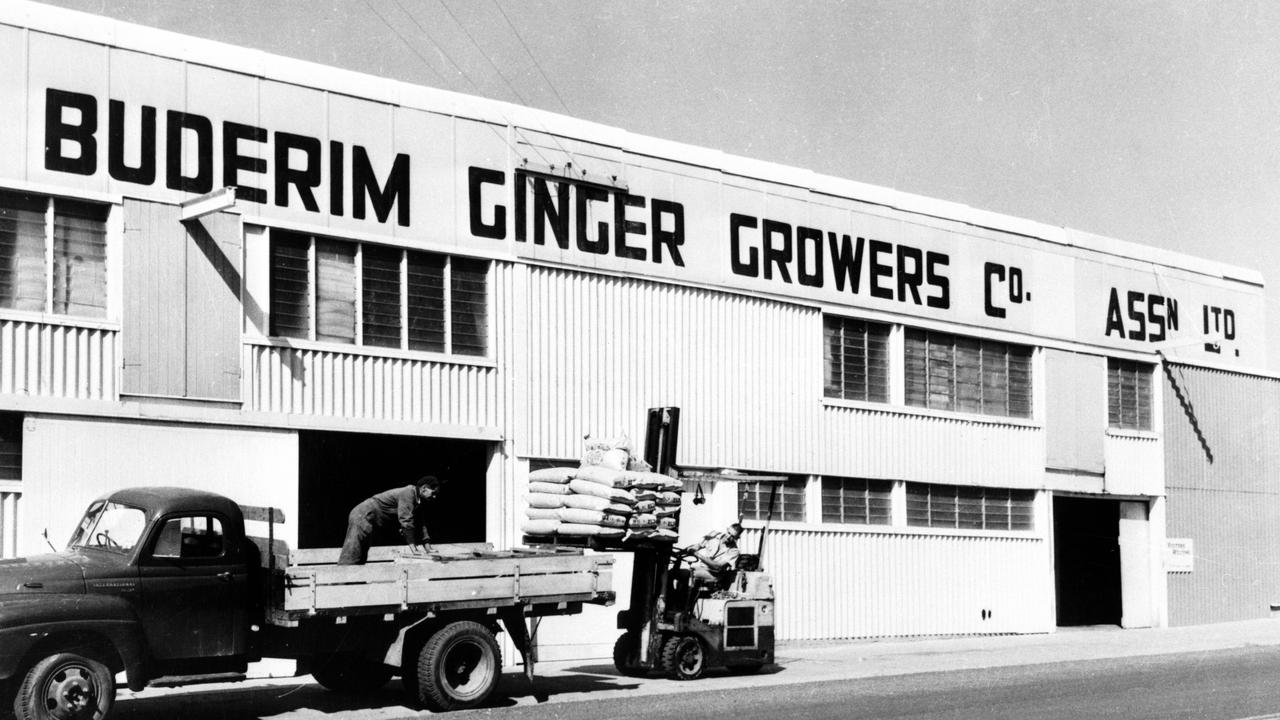 THE family behind a popular baking product is set to acquire another business icon with a multi-million dollar deal to buy Buderim Group's ginger operations.