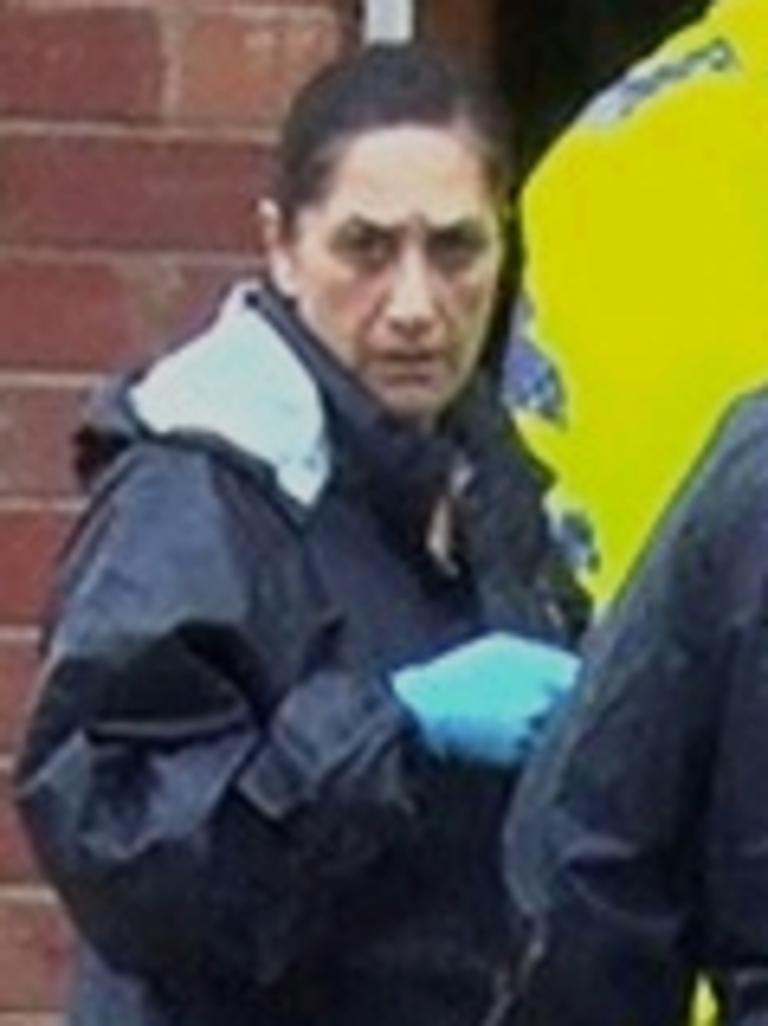 Detective Senior Constable Filiz Kucukakyuz.