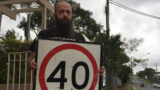 Angry dad wants cops to crack down as speeders ignore lights