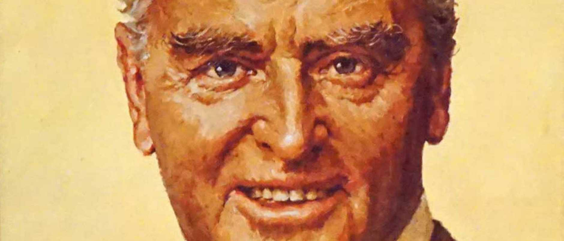Personal items owned by former Premier Sir Joh Bjelke-Petersen and his wife Lady Flo are up for auction on the Gold Coast, including his car, record player and more.
