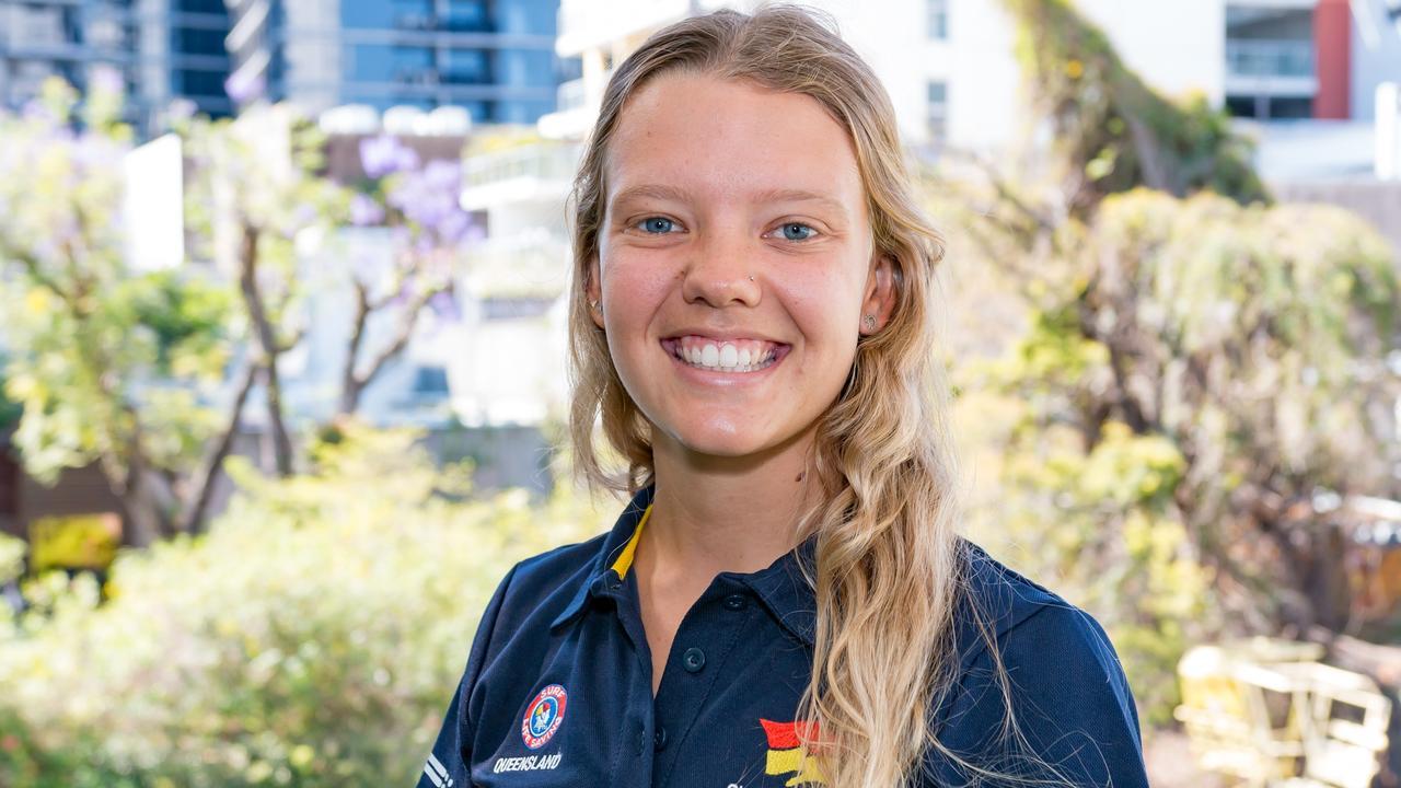 Alexandra Headland Surf Lifesaving Club's Sonita Leng-Cole has been the Sunshine Coast's ambassador for the Surf Girl 2020 campaign.