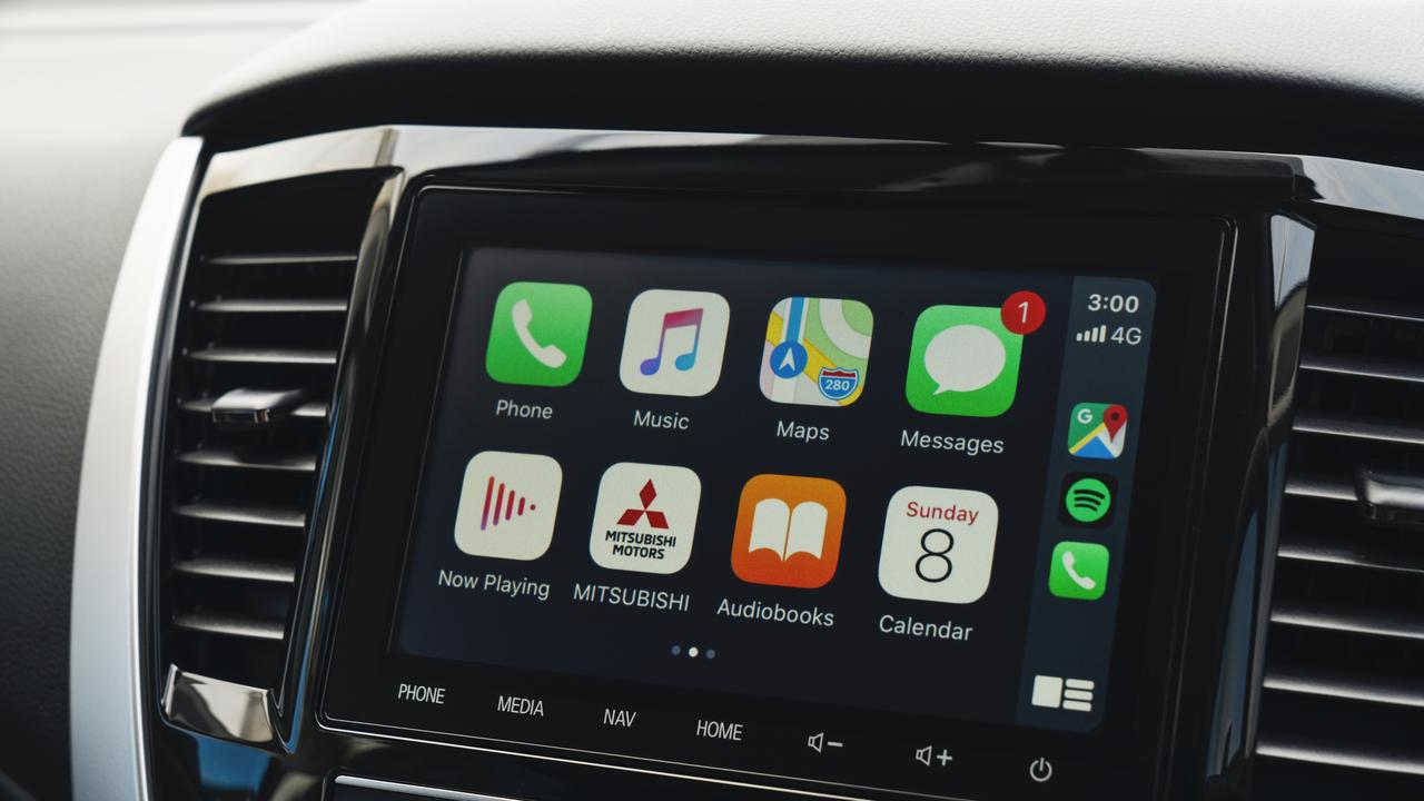 Apple CarPlay and Android Auto provide a much-needed modern touch.