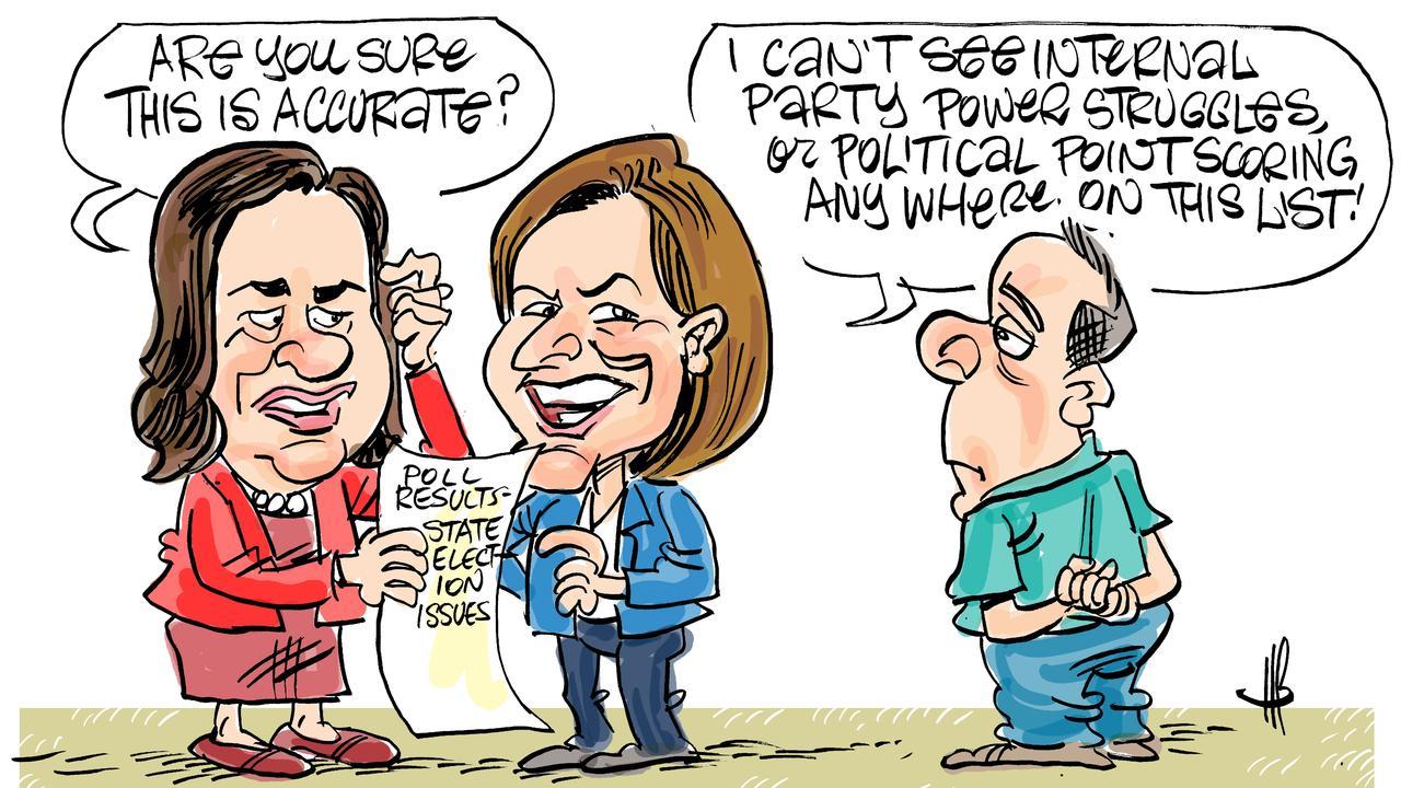 Harry Bruce's cartoon.