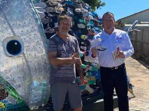 Idea floated to turn plastic into profit, jobs, education