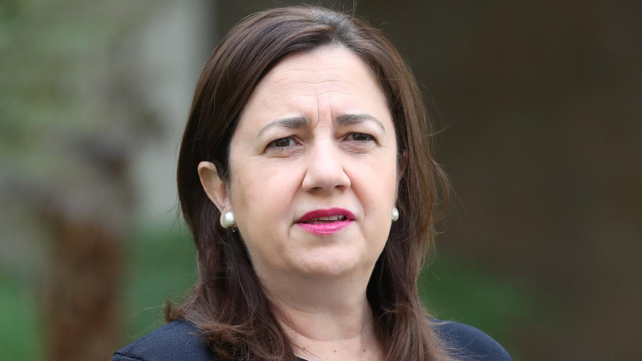 Premier Annastacia Palaszczuk announced Queensland would close its borders to NSW and the ACT.