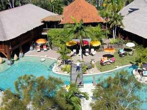 LNP's secret stay on billionaire's island
