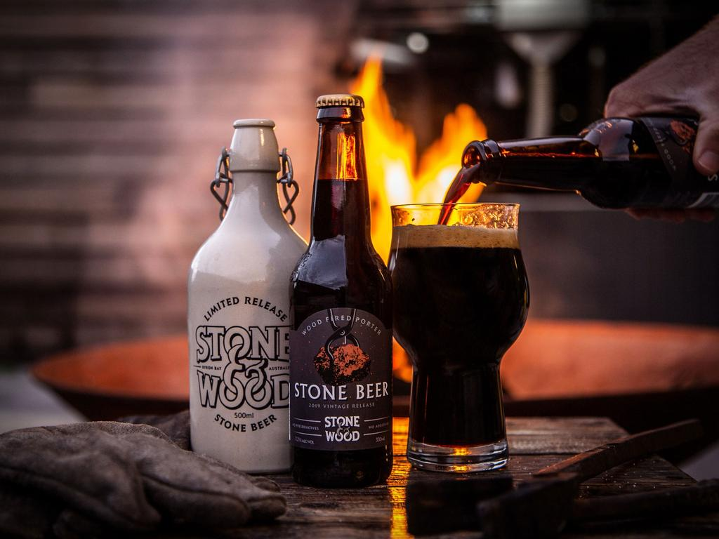 Stone & Wood from Byron Bay is one of Australia's most popular craft beer brands. Picture: Supplied