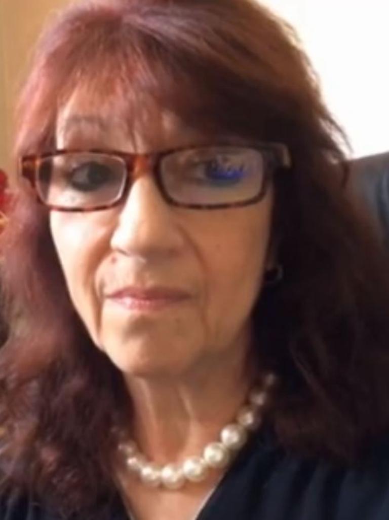 Hedda Muskat.