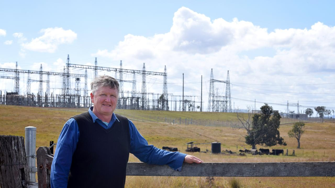 Scott Armstrong had hopes for the proposed Lower Wonga Solar Farm to break ground in early 2018.