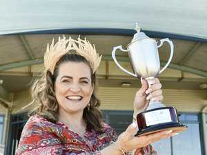 LOCAL CHEERS: Everyone's a winner on Coffs Cup Day
