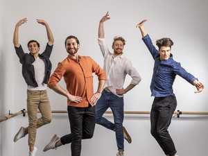 Queensland Ballet's plea for help: 'We need more blokes'