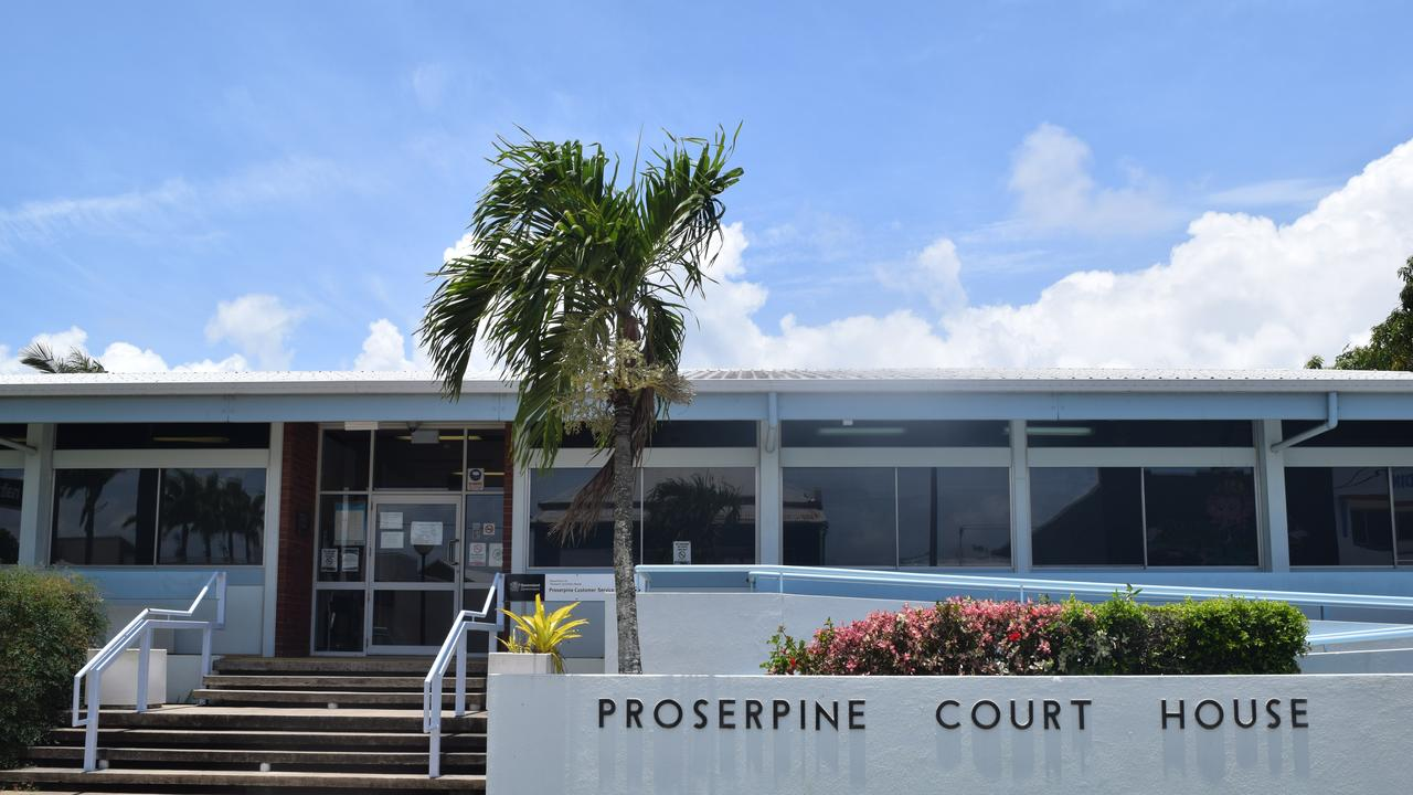 A man pleaded guilty at Proserpine Magistrates Court to assaulting a 65-year-old man.