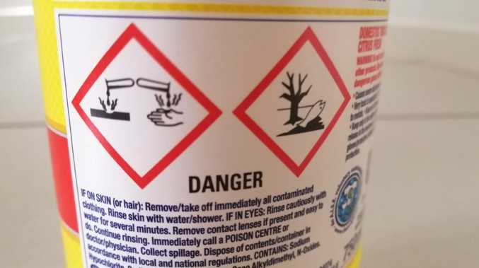 Warning as 'excessive' chemicals pour into sewage system
