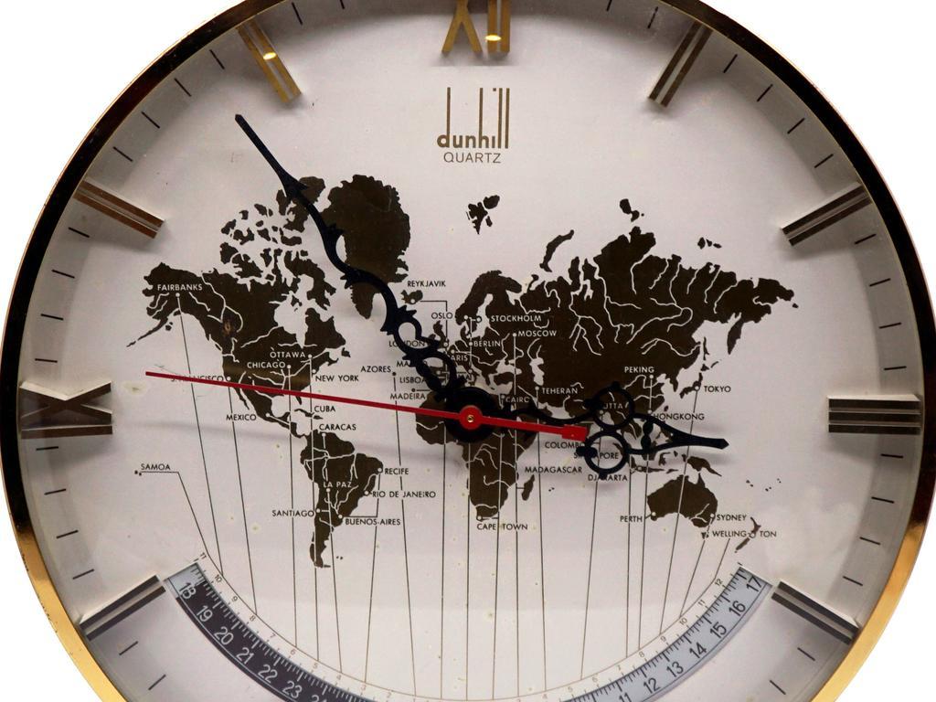 Joh Bjelke-Petersen's German clock. (Picture: Lloyds Auction)
