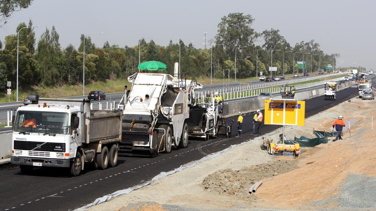 $12.6 billion in upgrades to the Bruce Highway will be done up until 2028.