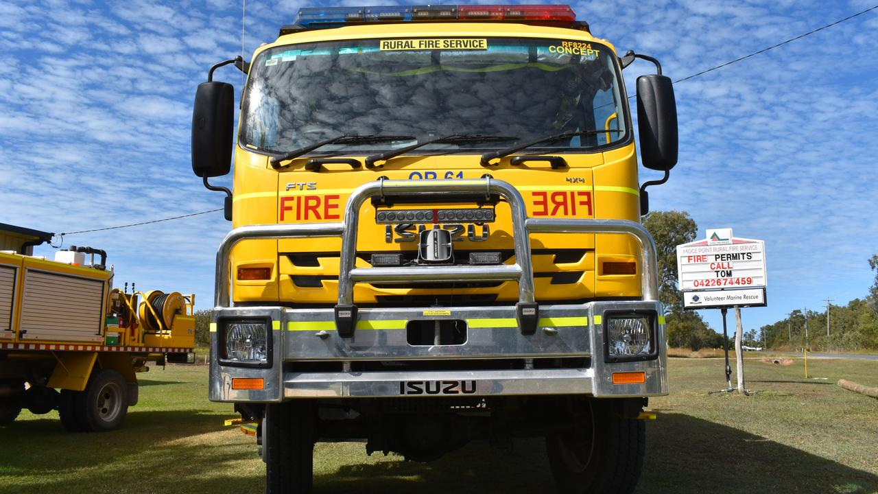 A new class of heavy attack fire truck is touring Queensland's Rural Fire Service brigades as Queensland Fire and Emergency Services asks for feedback from volunteers on the proposed vehicle.