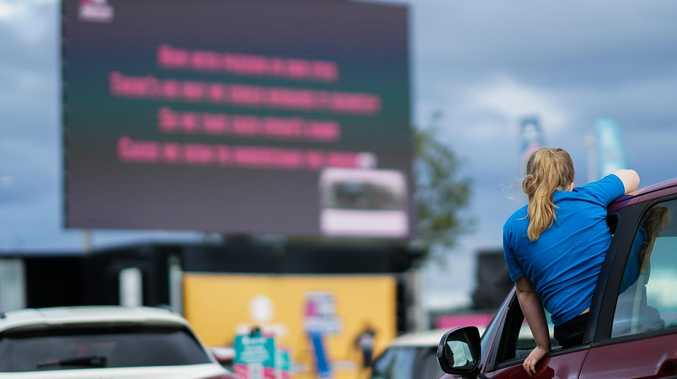 Coast drive-in bringing back the classics, with love