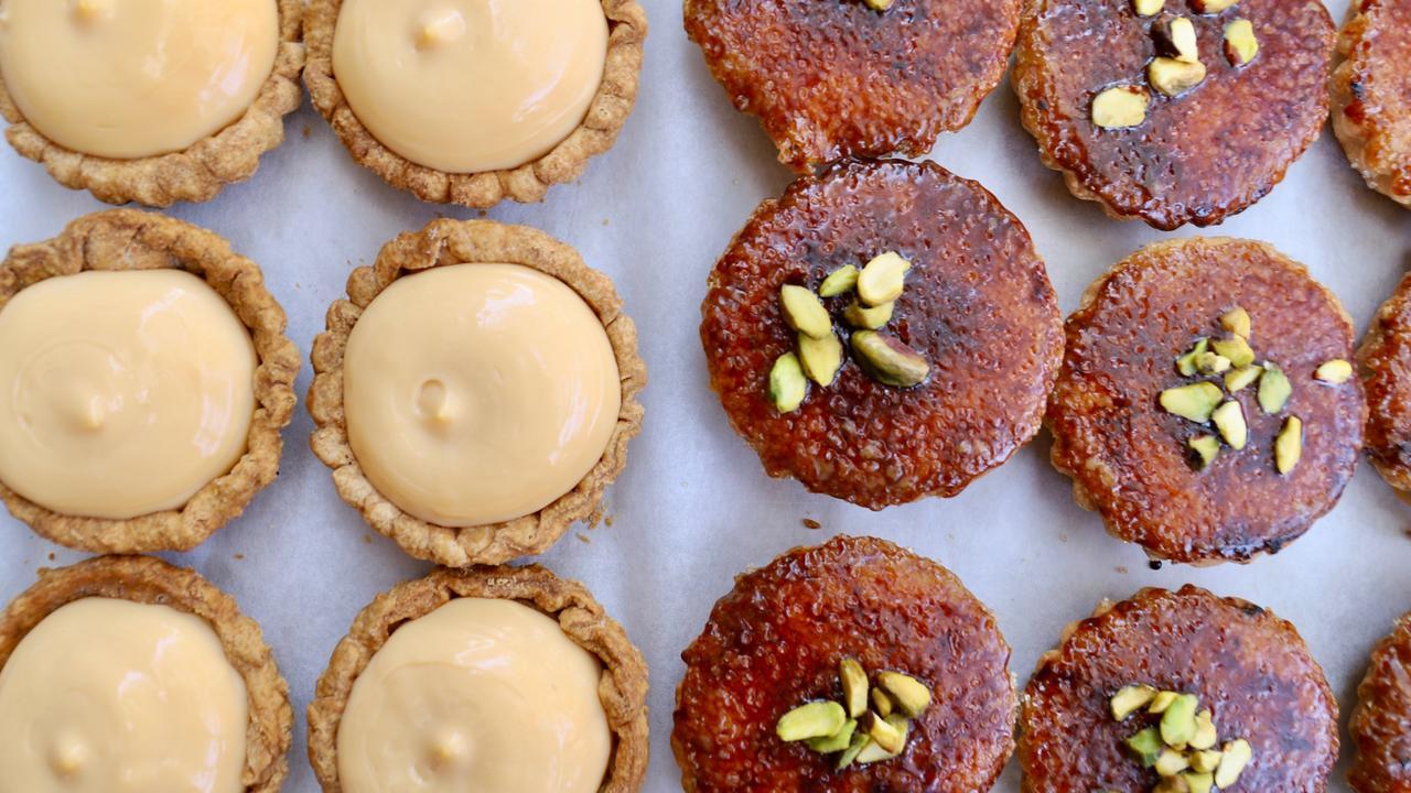 Bourke Street Bakery also has some sweet baked goods. Picture: Jenifer Jagielski