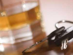 High range drink-driver crashes 20m into mangroves