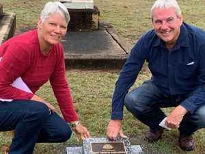 Unmarked graves of Coast war heroes finally recognised