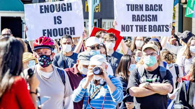Organisers named as court blocks bridge sit-in