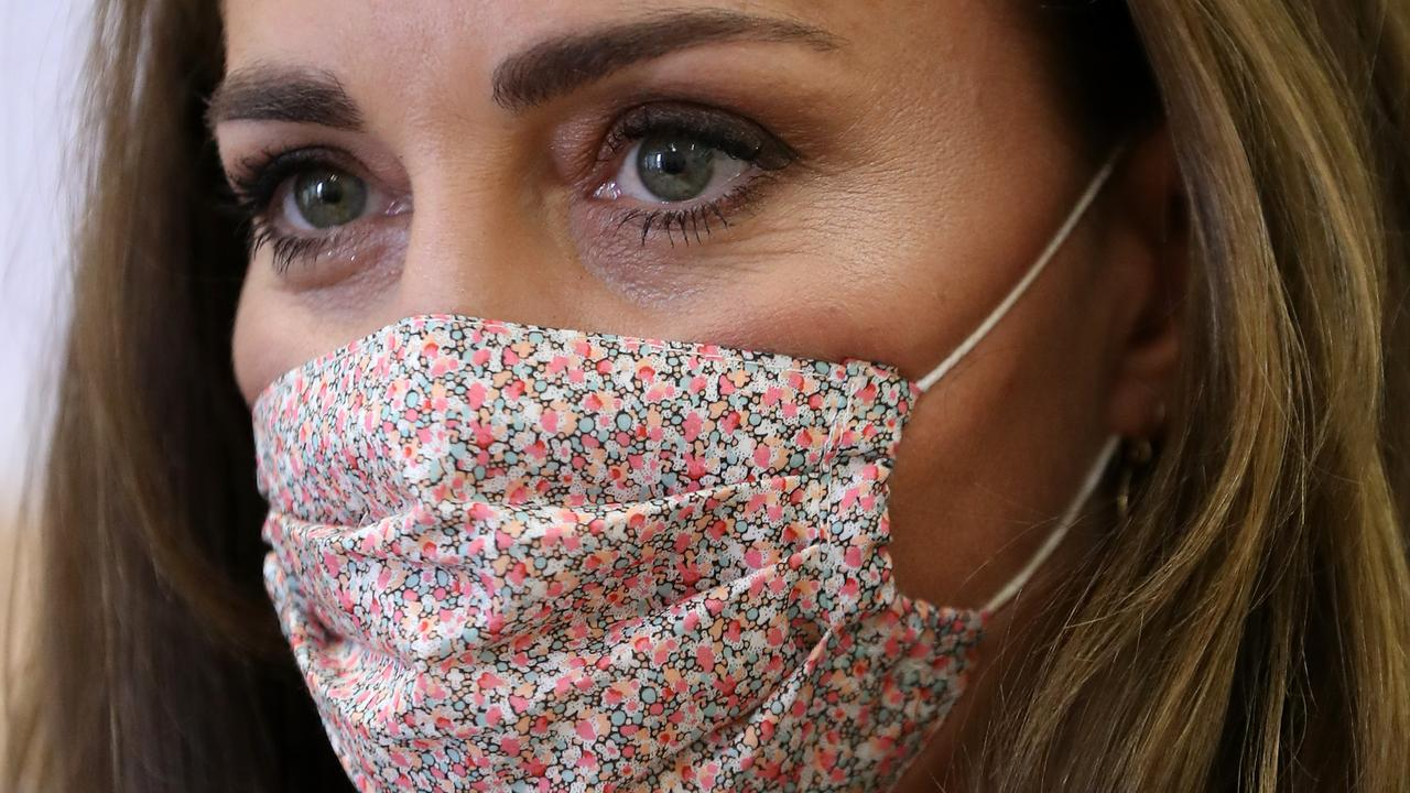 When Kate Middleton was pictured this week, all talk was of her face mask, but there was an important point that everyone missed, says Daniela Elser