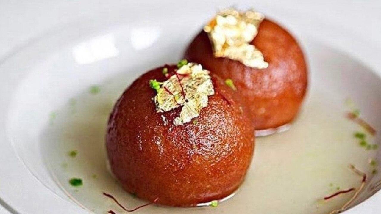 Itihaas Indian Restaurant's gulab jamun. Picture: Facebook
