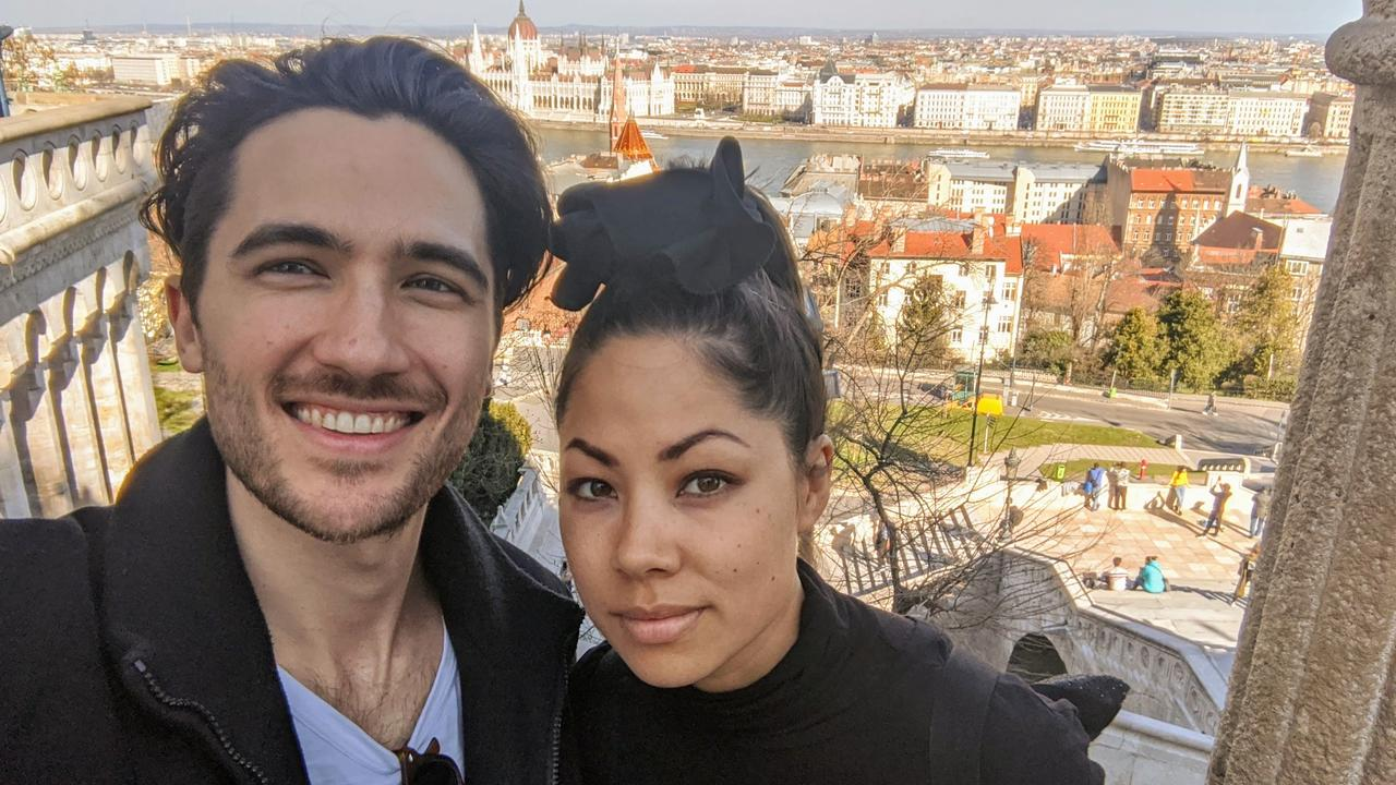 A couple have been left stranded in Sweden after being bumped off three flights since July in their desperate quest to get home.