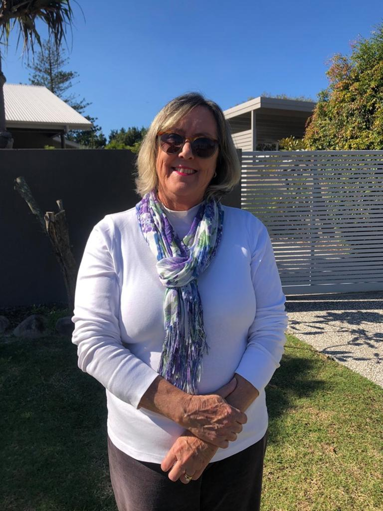 Development Watch president Lynette Saxton said the group would continue the fight against the Yaroomba Sekisui development on grounds it conflicted with the Planning Scheme, and did not meet the community's expectations.