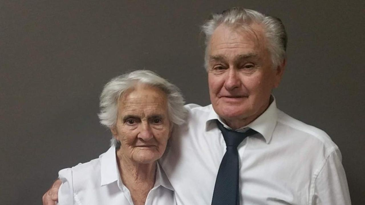 99-year-old Doris Clouten and son John have been prevented from reuniting one last time due to strict Queensland Health policy.