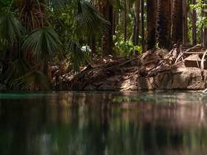 Man drowns at hot springs