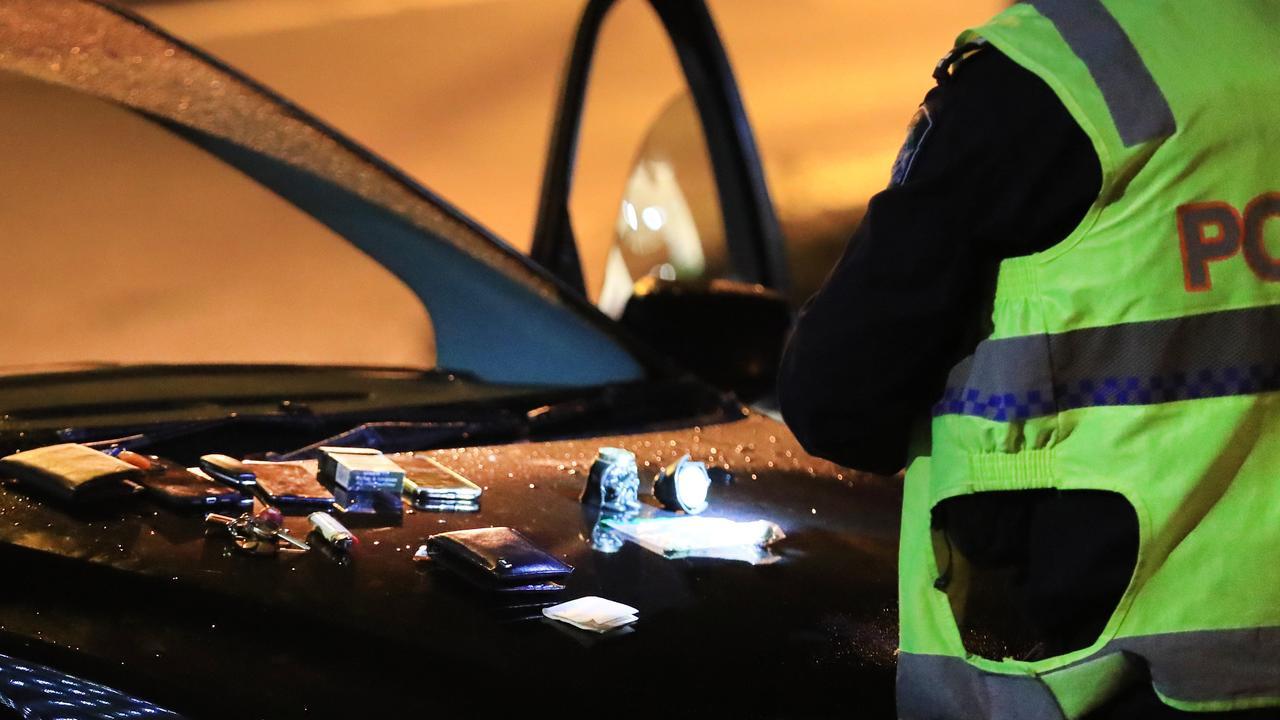 Drug Bust - Border Check Point Coolangatta